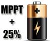 Regulator MPPT 25% mocy wiecej niż PWM