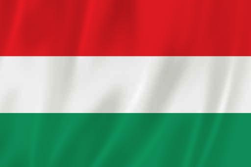 Flaga węgierska