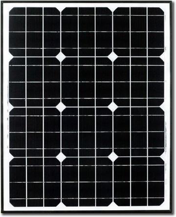 Panel słoneczny 50W