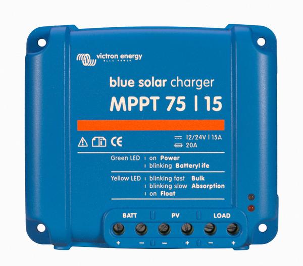 Regulator ładowania MPPT 75/15