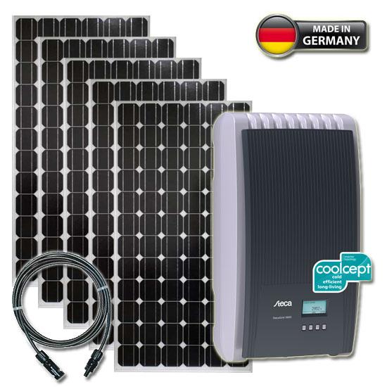 elektrownia słoneczna Steca