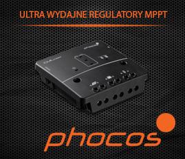 Phocos MPPT