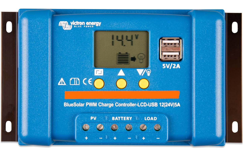 Regulator Ładowania PWM Light Victron Energu